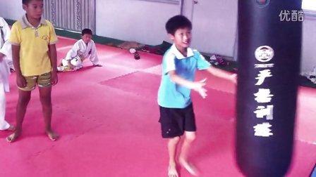三十头小孩训练视频