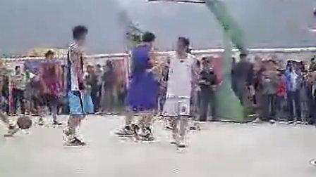 2011年春节广西崇左益山篮球比赛-----大决赛