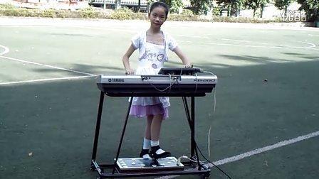 三排键演奏《好日子》重庆蔡云路