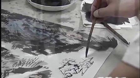 中国书画名家 张山 (国画篇)