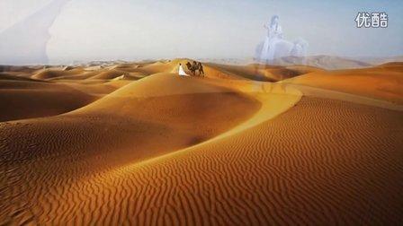 骆驼与丫头