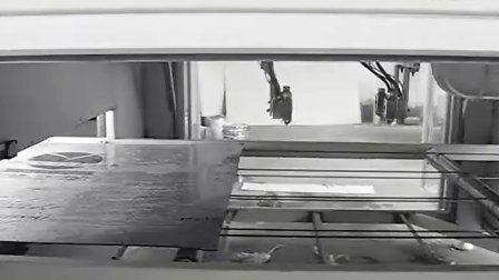自动喷漆机视频 钢丝绳喷漆机视频