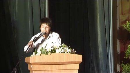 鄂州职业大学经济与管理学院2011届毕业生欢送晚会