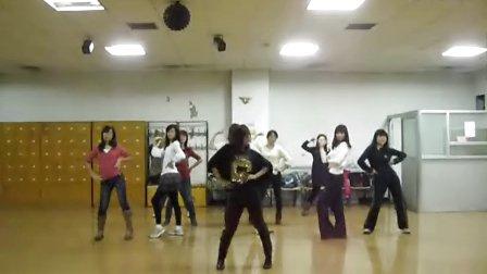 爵士舞第七节课