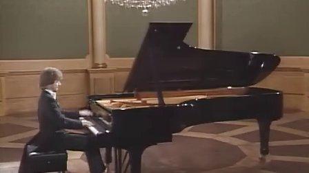 齐默尔曼弹肖邦夜曲Op. 15 No. 2