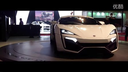2014 W Motors Lykan HyperSport - First Arabian Supercar