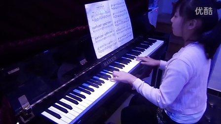 无锡新区立森琴行---狮子王主题曲《今夜感受我的爱》潘佳怡