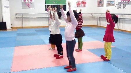 成型的健康歌舞蹈