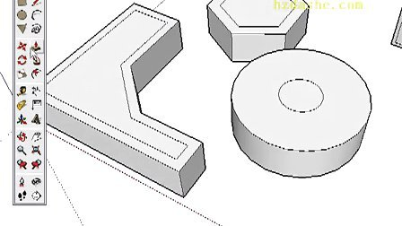 Google SketchUp Technique Series Autofold
