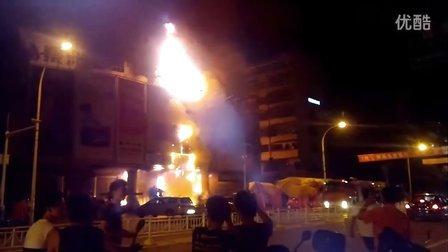 2011-8-5揭阳景洲电器火灾
