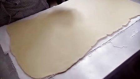 蛋挞皮开酥教程3