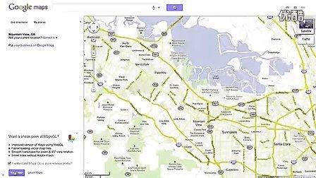 Google地图支持3D 易窗影院www.myew.net