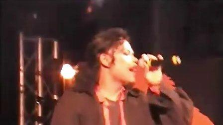 MJ最强替身E'Casanova 2011演唱会—Earth Song