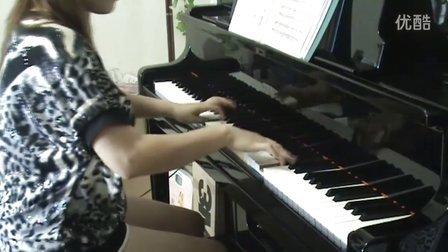 《祝你生日快乐》钢琴视奏版_tan8.com