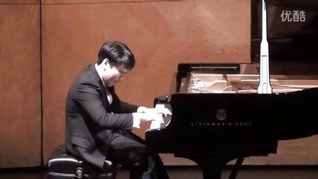 黎卓宇(George Li)弹奏车尔尼的罗德变奏曲
