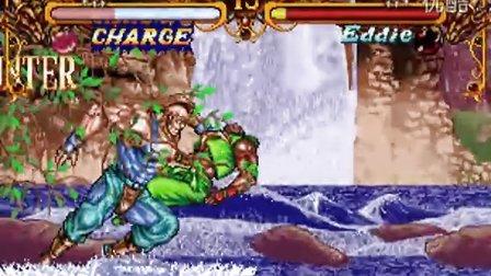 AC『Double Dragon NeoGeo』Abobo~最高難易度1コインクリア