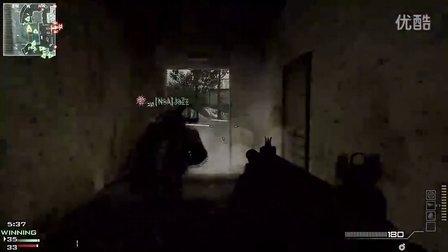 [MW3]MW3.Match解说-ACR消音怒杀人.<Fallen>