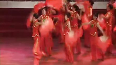 雅芝的舞蹈 和谐中国