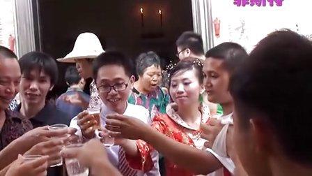 罗金安先生和李舒愿小姐的婚礼现场3