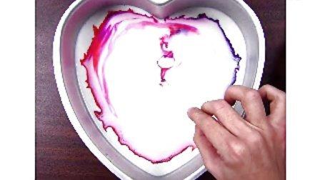 ELMO 艾路摩展台的精彩视频: 七彩牛奶化学实验