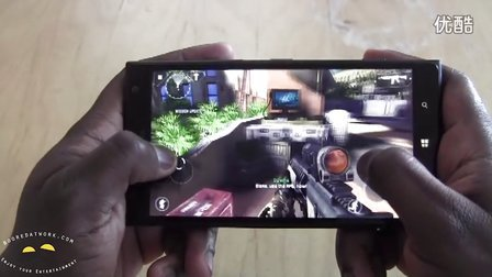 Gaming on the Lumia 1520 (HD)