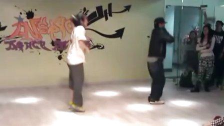 INSPACE舞蹈工作室-开业PARTY SHOW-JEREMYJEAN
