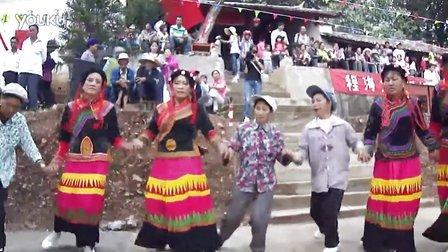云南丽江永胜程海刀杆节视频