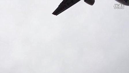 iPhone 5s 拍的飞机降落2