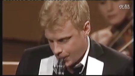 马丁·弗洛斯特 Martin Fröst 莫扎特 单簧管协奏曲 Part 1