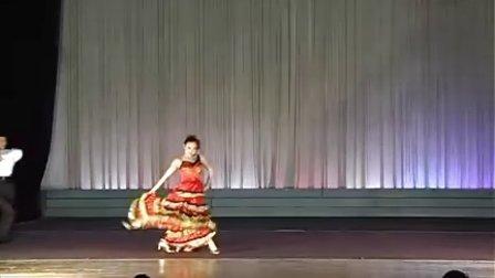 """2010泉州艺术学校""""天翼杯""""第四届校园文化艺术节集体舞比赛"""