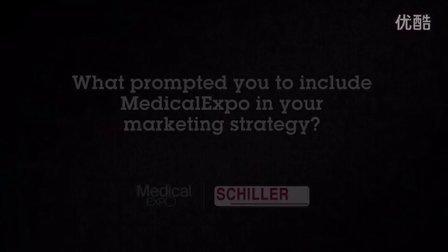 MedicalExpo对Schiller在Medica 2012医疗器械展上的采访