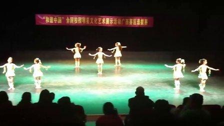 南宁朵朵少儿舞蹈培训中心——肚皮舞艺术小团