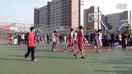 纪念大学的最后一场篮球赛  建工一分惜败2