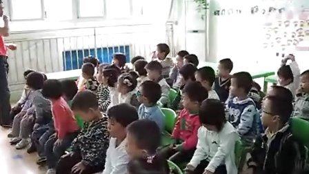 宝应实验幼儿园小五班围棋课《虎口》