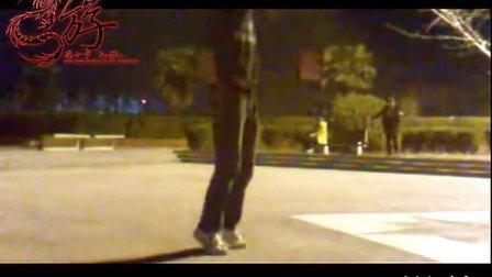 墨尔本曳步舞、鬼步舞,游龙一步流练习视频