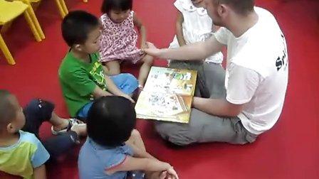 广州幼儿英语少儿英语培训机构排名SK英国皇家幼儿英语上课实录