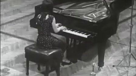 阿格里奇弹肖邦 英雄波兰舞曲 Heroic, Op. 53
