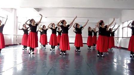 1106维族舞蹈练习