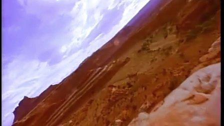 沙漠远景:峡谷