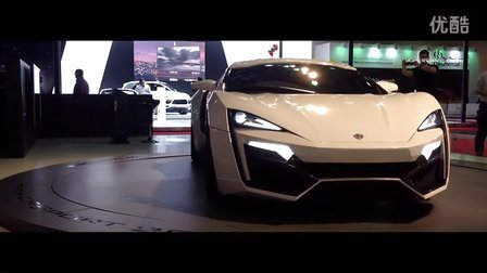 2014 W Motors Lykan HyperSport - First Arabian Supercar 《HD》