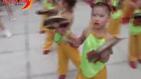 幼儿威风锣鼓