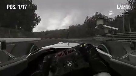 F1 2010 SPA Q2