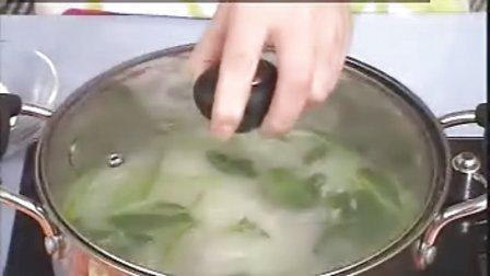 猪肝菠菜粥培训_猪肝菠菜粥怎么做_猪肝菠菜粥配方_猪肝菠菜粥的做法视频