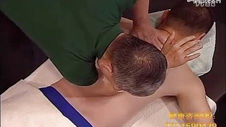 张钊汉原始点疗法26、手法(下背部)