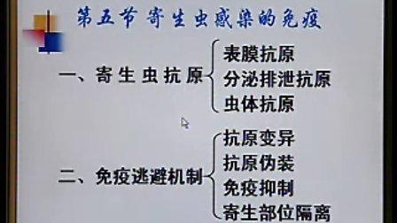 《临床寄生虫检验》第02讲-36讲-中国医科大学