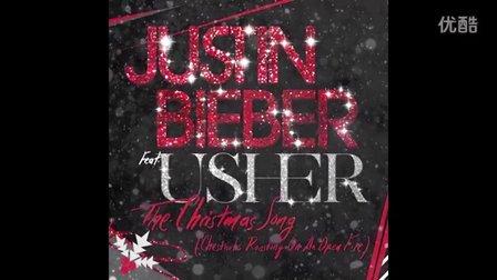 【中文网】The Christmas Song  - Justin Bieber ft. Usher