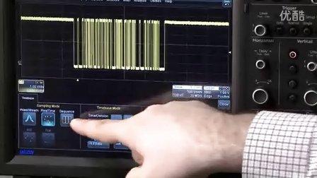 LeCroy WaveSurfer顺序模式
