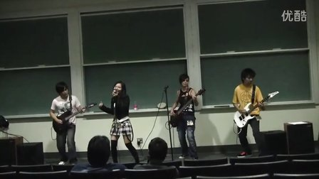 YUI cover Rolling star band