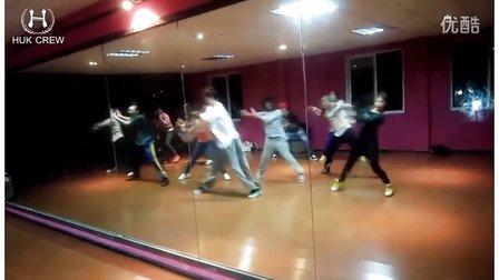 长沙HUK街舞工作室Edison导师hiphop - Boardmeeting 修正版
