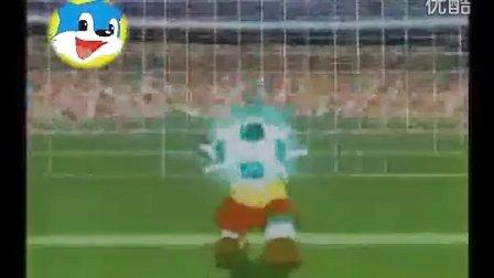 蓝猫MTV——艺术足球